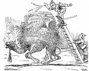 © Cartooning the First Wold War